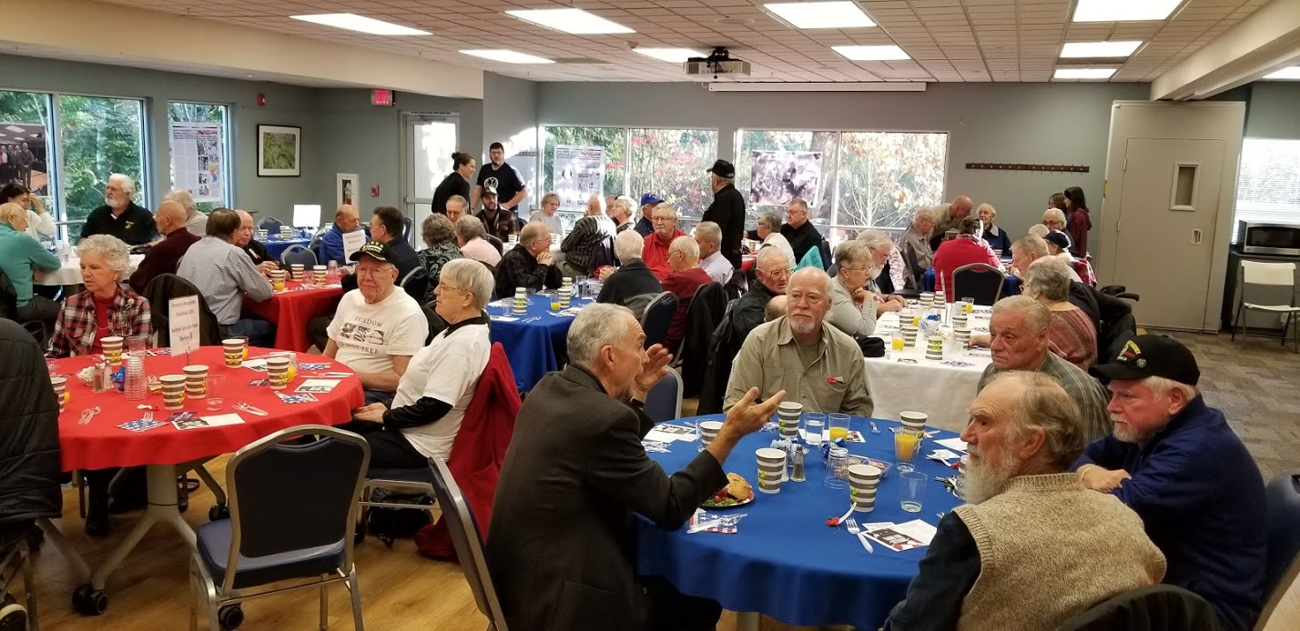 Veterans Breakfast 2019