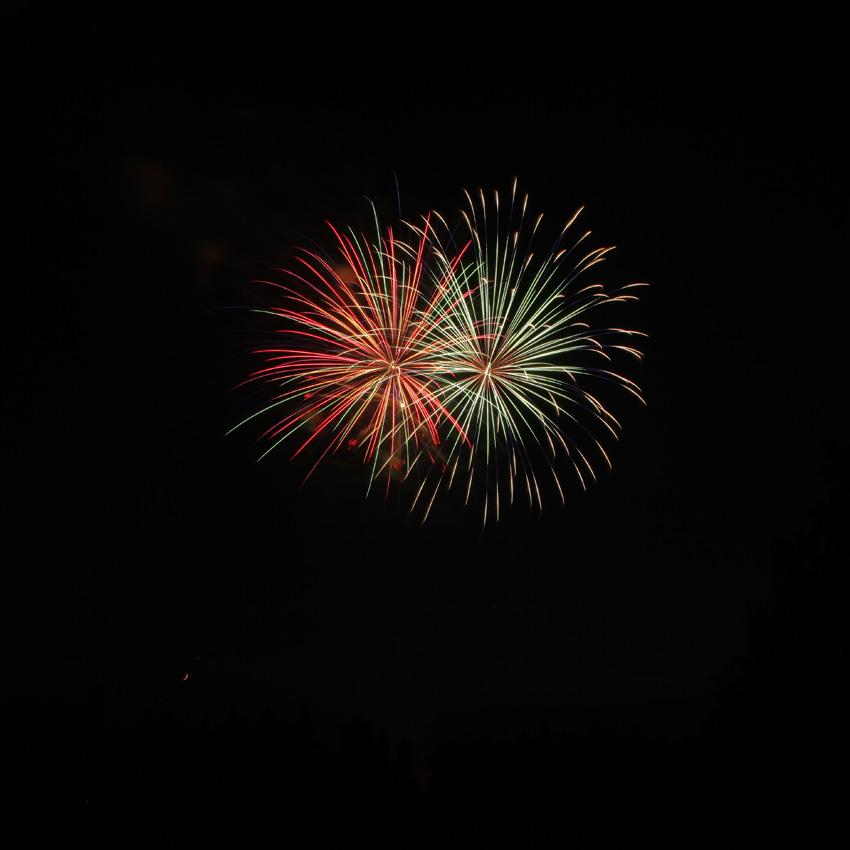 Fireworks, 4th of July