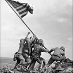 Iwo Jima Flagraising Ceremony