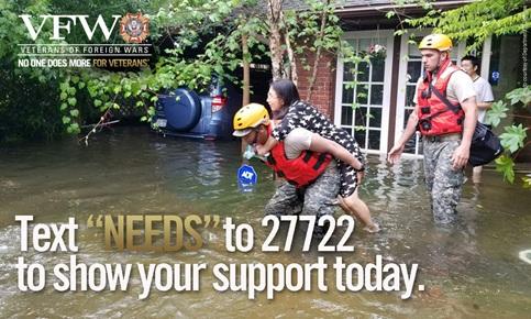 Hurricane Harvey Support
