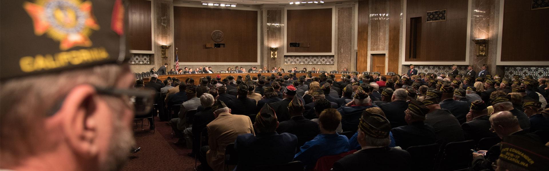VFW Legislative Conference