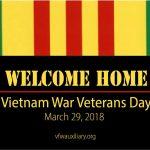 Vietnam War Veterans Day