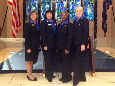 VFW and Auxiliary leaders participate in annual Legislative Conference