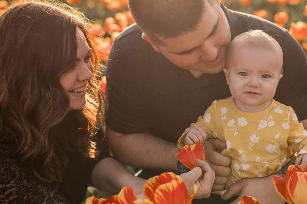 Brandon, Katie, Hayden