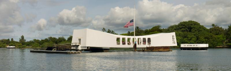 Pearl Harbor Remembrance Day – December 7th