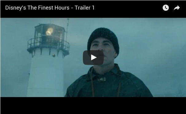 New Movie – The Finest Hours