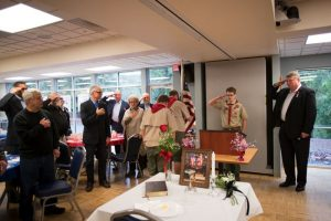 Tualatin Veterans Recognition