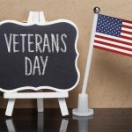 Veterans Day: Saturday, November 11, 2017